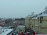 При пожар в торговом центре Кемерово погибли не менее 53 человек