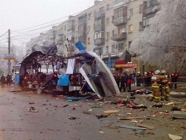 Новый теракт в Волгограде: взорван троллейбус, до 15 погибших