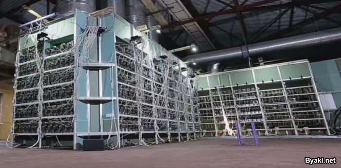 Российская биткоин-ферма, приносящая приличную прибыль