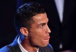 Лучшим футболистом мира Роналду назвали и участники голосования от Эстонии