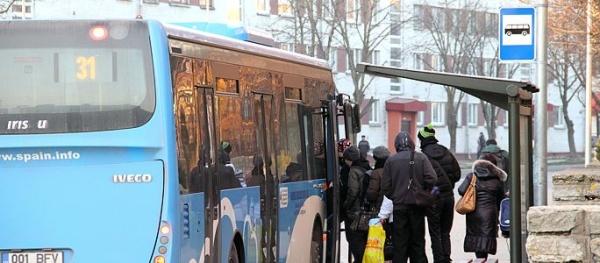 Вице-мэр Нарвы: уездные автобусные линии никто не отменяет