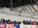 Норвежские лыжники завоевали два золота в драматичнейшем олимпийском спринте