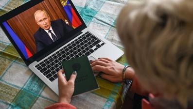 """""""Путин и пенсии"""""""