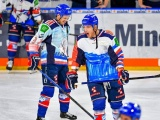 Немецкие хоккеисты вышли на лёд в форме с забавным дизайном