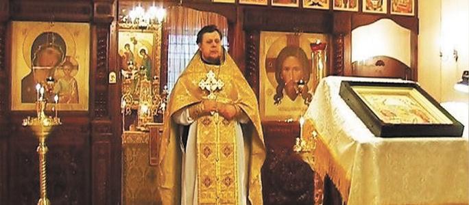 В Нарве жестоко убили священника