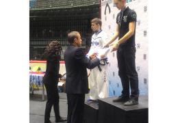 Боец из Нарвы вырвал победу у призёра чемпионата мира