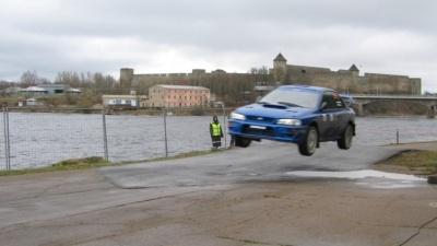 Ралли-спринт в Нарве отменен