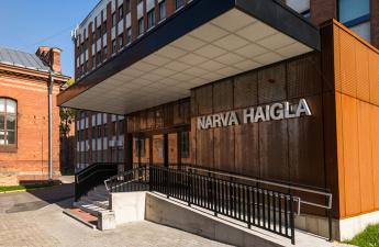 C первых дней января в Нарве растет число заболевших коронавирусом