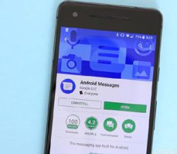 Прощай SMS: Google добавила в Android новый способ обмена сообщениями