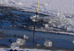 Со 2 декабря запрещен выход на лед Чудского озера и Нарвского водохранилища