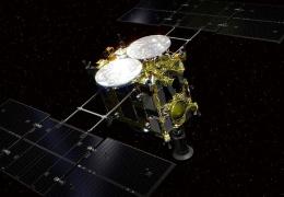 "Зонд ""Хаябуса-2"" успешно сел на астероид Рюгу и взлетел с него"