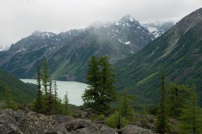 Сибирская Швейцария: «Катунский заповедник»