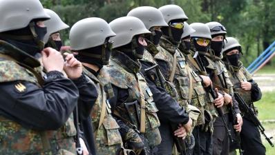 На семинар в Нарву приедут военные добровольцы из Украины