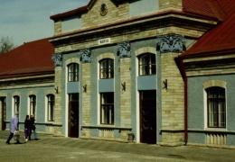 Железнодорожный вокзал в Нарве признан памятником культуры