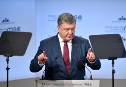 Порошенко подписал указ о расторжении договора о дружбе с Россией