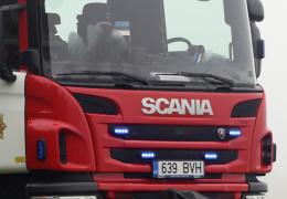 Кохтла-ярвеские спасатели из-за коронавируса временно прекратили работу