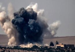 Турция нанесла авиаудары по курдам в Сирии и Ираке