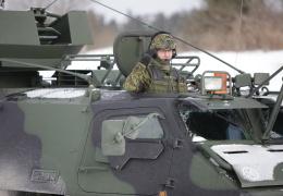 Военные Эстонии за четыре года получат 2,4 млрд евро