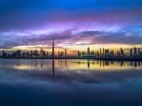 Дубай в облаках: потрясающие снимки одних из самых роскошных небоскребов мира