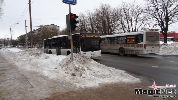 Проверка горуправой Narva Bussiveod закончена