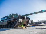 В Тапа прибыли французские танки