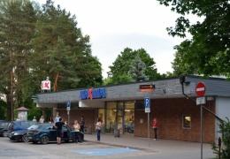 В Нарва-Йыэсуу почти на три месяца закрывается единственный в городе продуктовый магазин