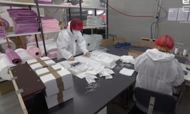 Esfil Tehno планирует увеличить объем производства до 22 000 респираторов в день