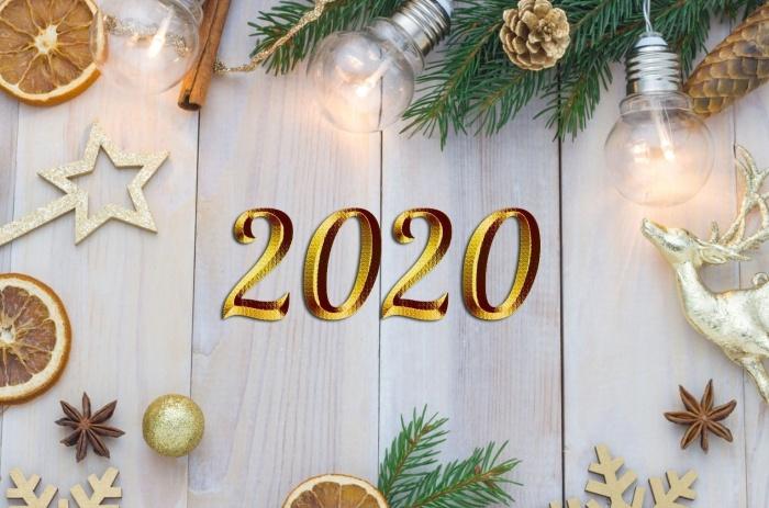 Красивые картинки на Новый год Крысы 2020!