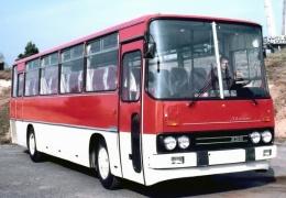 в Тарту восстановили единственный сохранившийся в Эстонии Ikarus 256