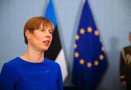 Кальюлайд: я немного разочарована, что коалиция не перевела все образование на эстонский язык