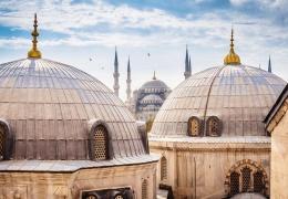Мечети – настоящие шедевры архитектуры