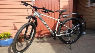 Недолго швед «пас» свой велосипед: при помощи Apple Airtag