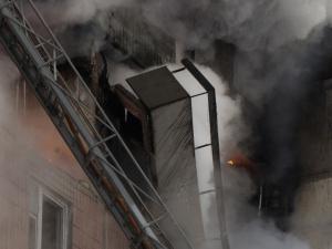 Взрыв газа в жилом многоэтажном доме в Волгограде: есть пострадавшие