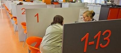 Количество безработных уменьшилось. С чего бы это?
