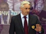 Российские хоккеисты сетуют на незасчитанную шайбу Тютина в матче с США