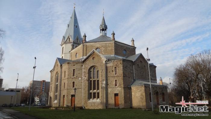 Имущество Александровской лютеранской церкви в Нарве может пойти с молотка
