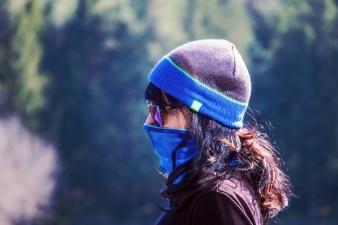 Департамент: многоразовой маска может быть, если ее можно стирать при 60 градусах и гладить