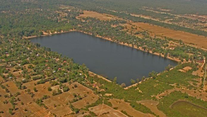 Загадочные вопросы древности: можно ли вручную выкопать озеро 8 на 2 километра?