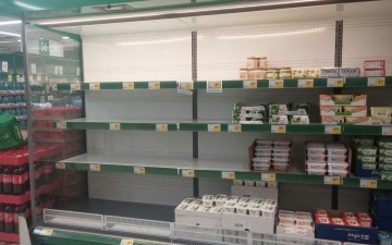Дефицит масла в Эстонии может сохраниться до конца года