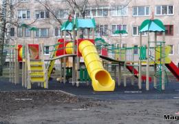 Мэр Нарвы объяснит горожанам выбор места для строительства детских и спортивных площадок