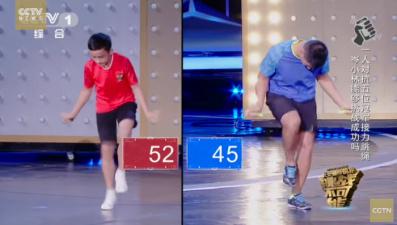 Невероятное мастерство прыжков на скакалке от 15-летнего китайского школьника