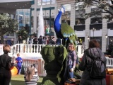 Крупнейший в Европе детский парк развлечений «Остров мечты» открылся в Москве
