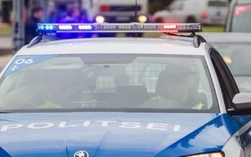Нарвские полицейские задержали пытавшегося скрыться нетрезвого водителя