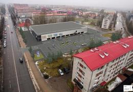 В Нарве началось строительство магазина Lidl