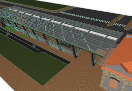 Строители запросили за автовокзал больше, чем рассчитывал город