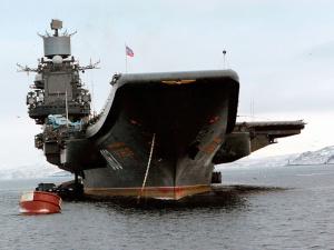 Единственный российский авианосец отправится в Средиземное море перед ремонтом