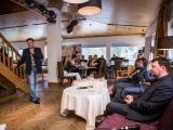 Деловые вечеринки для местных бизнесменов - коктейль по оригинальной рецептуре