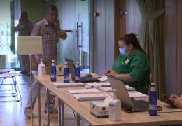В Нарве открылся постоянный пункт вакцинации - на прививку ждут в первую очередь школьников