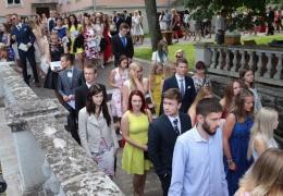 В этом году 51 нарвский гимназист заканчивает школу с медалью