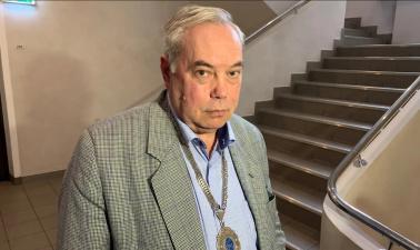 В четверг, 26 августа, на заседании Нарвского горсобрания новым мэром города был избран реформист Антс Лийметс.